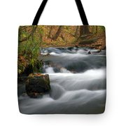 Cascading Tote Bag