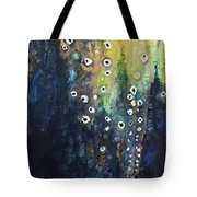 Cascading Colors II Tote Bag