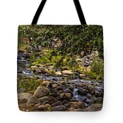 Cascading Creek Tote Bag