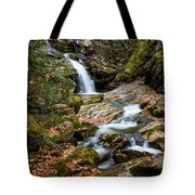 Cascading Falls Tote Bag