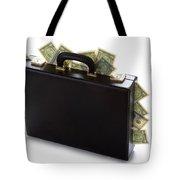 Case Full Of Money Tote Bag