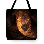 Case Tractor Abstract Tote Bag