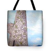 Cashel Tower Ireland Tote Bag