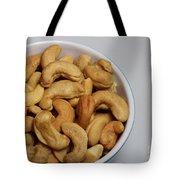 Cashews - Nuts - Snack Food Tote Bag