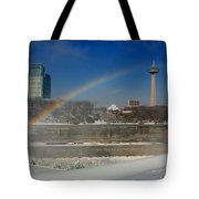 Casinos And Rainbows Tote Bag