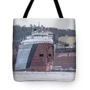 Cason Calloway Freighter Tote Bag