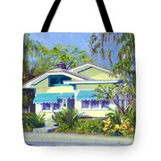 Cason Cottage Tote Bag