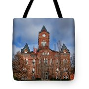 Cass County Courthouse Tote Bag