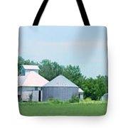 Cass County Farm Tote Bag