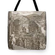 Cassandra Foretells The Trojans Their Tote Bag