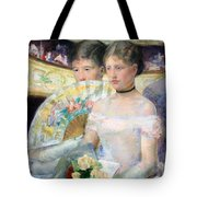 Cassatt's The Loge Tote Bag