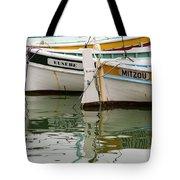 Cassis Calanques Tote Bag