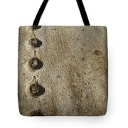Cast Iron Tote Bag