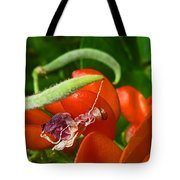 Cast Off The Shackles Of Yesterday Tote Bag
