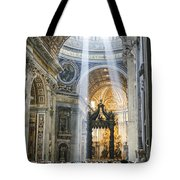 Cast Youyr Eyes To The Heavens Tote Bag