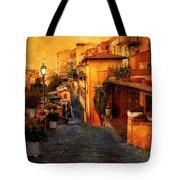Castel Gandolfo Italy Tote Bag