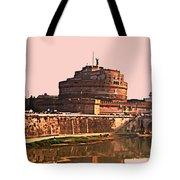 Castel Sant 'angelo Tote Bag