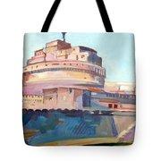 Castel Sant' Angelo Tote Bag