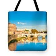 Castel Sant'angelo - Rome Tote Bag