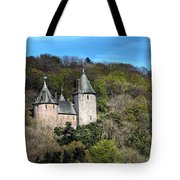 Castell Coch Cardiff Tote Bag