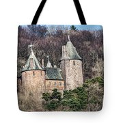 Castell Coch Tote Bag