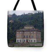 Castello Di Pamparato Tote Bag