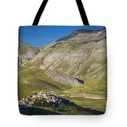 Castelluccio Tote Bag