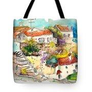 Castelo De Vide 06 Tote Bag