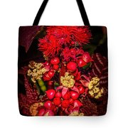 Caster Oil Plant Tote Bag