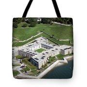 Castillo De San Marcos St Augustine Florida Tote Bag
