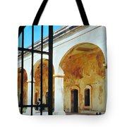 Castillo San Cristobal Tote Bag