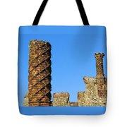 Castle Brickwork Tote Bag