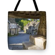 Castle Combe - View Tote Bag
