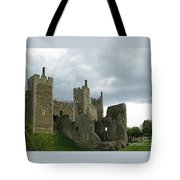 Castle Curtain Wall Tote Bag