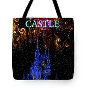 Castle Dreams Tote Bag