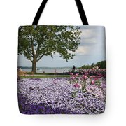 Castle Garden Schwerin - Germany Tote Bag