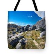 Castle Hill #4 Tote Bag