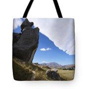 Castle Hill #7 Tote Bag