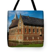 Castle In A Dutch Country Tote Bag