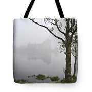 Castle Kilchurn Tree Tote Bag