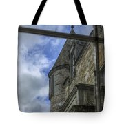 Castle Menzies From The Window Tote Bag