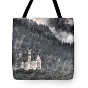 Castle Neuschwanstein  Tote Bag