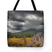 Castle Of Colors Tote Bag