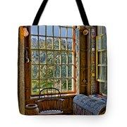 Castle Office Tote Bag by Susan Candelario