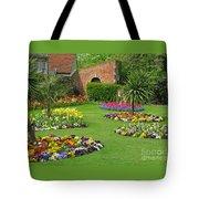 Castle Park Gardens  Tote Bag