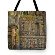 Castle Salon Tote Bag
