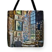 Castle Saloon Tote Bag