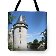Castle Sully Sur Loire - France Tote Bag