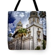 Castle Towers Tote Bag