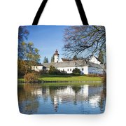 Castle Velke Losiny Tote Bag